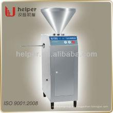 Máquina de rellenar neumática de la pequeña capacidad de la salchicha