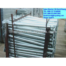 galvanized tube ball joint railing
