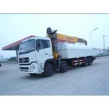 16 Ton Truck Mounted Crane Telescopic Boom Crane