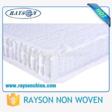 2015 Best selling agulha de poliéster perfurado tecido não tecido para sofá