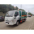 Yuejin 4.5T Cylinder carrier truck for sale