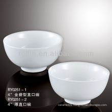 "4"" best-selling hotel&restaurant dinnerware, ceramic bowl"