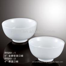 """4 """"популярная посуда для гостиниц и ресторанов, керамическая чаша"""