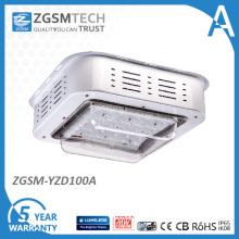 Posto de gasolina 100W LED luz montagem saliente