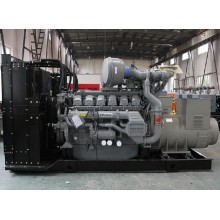 2000kVA Diesel Genset Powered by Perkins Engine