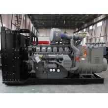 Gás diesel de 2000kVA Powered by Perkins Engine