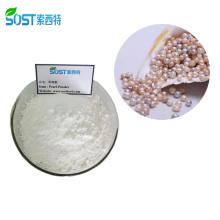 Natural Pharmacy Grade Nano Silk Grade A Nano Pearl Powder