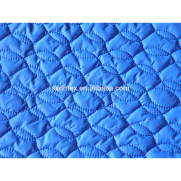 Tissu matelassé, tissu de veste parka hiver