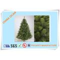 Película plástica rígida del PVC del color verde de los grados diferentes para hacer las hojas del árbol de navidad