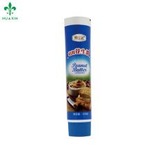 Venda quente de plástico espremido tubo de embalagem de alimentos embalagem de alimentos grau tubo