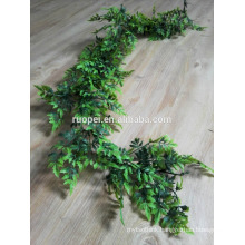 Best selling plastic orchid flower wedding garland