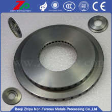 Cheap for Tantalum Products,3N5 Pure Tantalum Crucible,Tantalum Electrode in China Forging punching tantalum flange export to Turkey Manufacturers