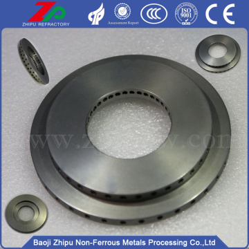 High purity molybdenum flange