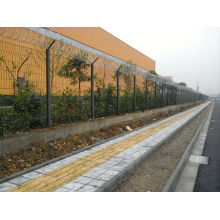 High Tensile Razor Wire Military Facilities Fence