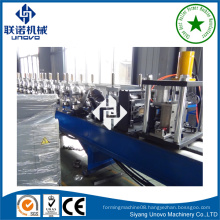 warehouse storage rack roll form machine for upright section production line