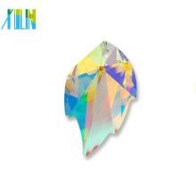 Facettierte Kristallperle Modeschmuck Kristall Fee Anhänger Halskette