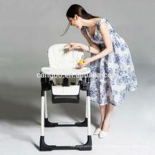 Многофункциональный красивый дизайн K и D Baby High Chair Пластик для ресторана