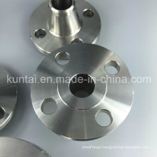 ANSI DIN Stainless Steel Forged Casting Weld Neck Pipe Flange (KT0375)