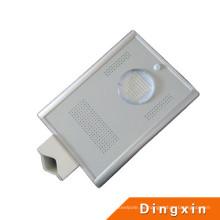 12W LED integrierte alle in einem Sensor-Solarstraßenlaterne