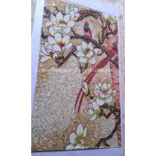 Patrón de mosaico de arte / imagen de mosaico (hmp784)