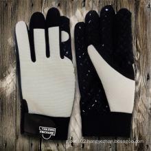 Working Gloves-Safety Glove-Industrial Glove-Weight Lifiting Glove-Silicone Glove