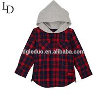 Фабрика OEM низкая цена пуловер с длинным рукавом толстовки толстовка