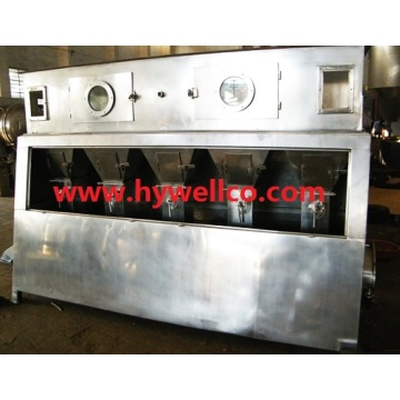 Minuman Granules Fluid Dryer