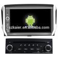 écran capacitif dual core android 4.2 OS voiture gps pour Peugeot 208 avec GPS / Bluetooth / TV / 3G / WIFI