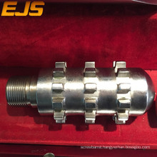customized extruder screw barrel assembly