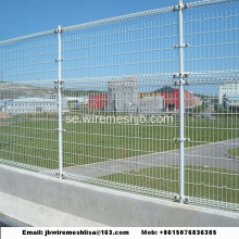 Dubbelring Svetsad Wire Mesh Fence