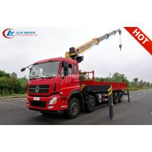 Caminhão industrial do guindaste de 2019 Dongfeng Tianlong 16Tons
