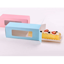 Food Packing for Cake Chocolate Bycardboard Boxes