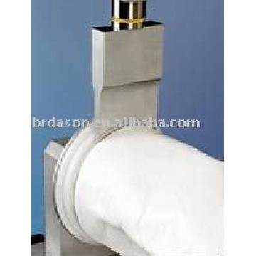 Machine ultrasonique de cachetage de sac de filtre
