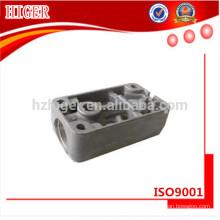 boîte refroidie faite sur commande en aluminium de moulage mécanique sous pression