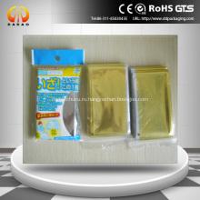 Аварийных тепловых серебристый Майлар Солнечной одеяло