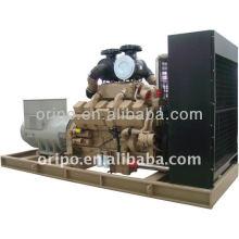 Generador diesel de 1250kva generador pesado 60Hz 1800rpm