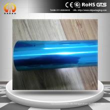 Brillante Farbe metallisierte Haustier Haarlinie Film für Kühlschrank Panel