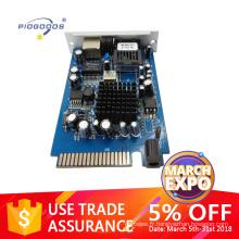 Convertisseur de médias de fibre de carte de haute qualité 10/100 / 1000base Wdm Sm 20km Sc / st / fc 1310 / 1550nm Type de carte de convertisseur de médias d'Ethernet