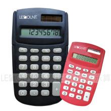 Calculadora de bolsillo de doble energía (LC559A)