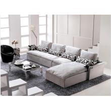 Italian Modern Style Living Room Furniture Sofa (L808)