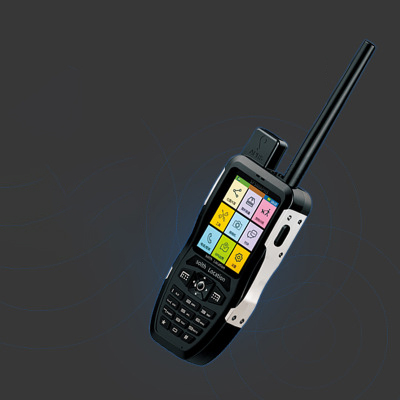 Activity Tracker Walkie Talkie Handheld GPS