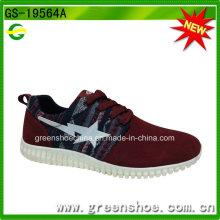 Дешевые Индивидуальные Мода Удобные Прочные Мужчины Спортивная Обувь