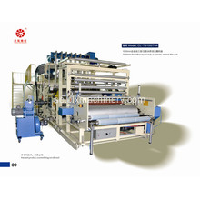 1.5M Uppdaterad LLDPE Stretch Film Machine