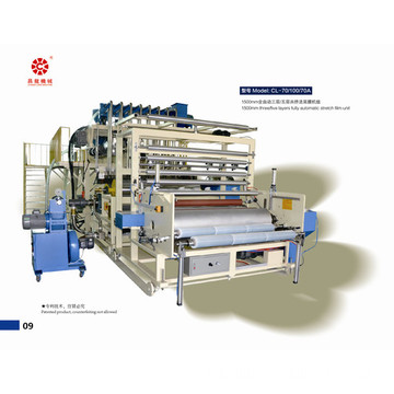 Manuele Stretch Film Machine