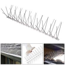 Factory Supplier Bird Deterrent Spikes/ Keep Birds Off Away Spikes Live Bird Trap