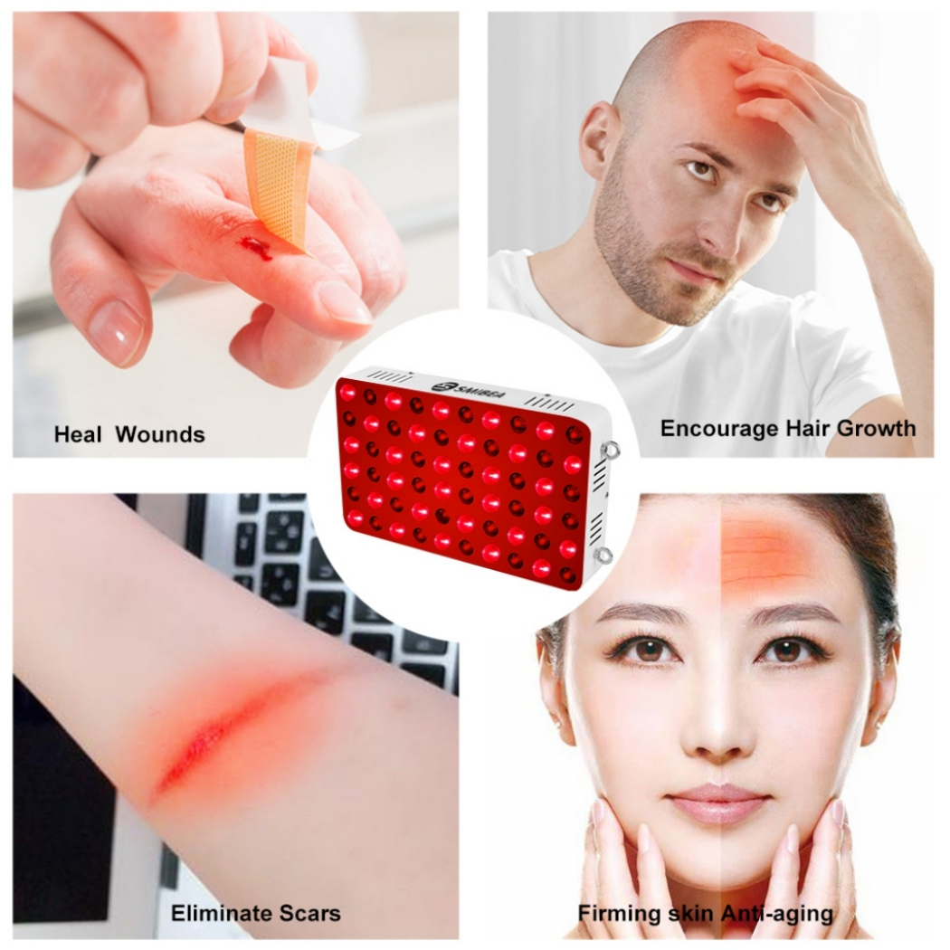 Red Lights Therapy for Face