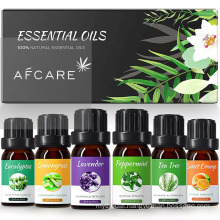 Private Label Massage Oil Essential for Room in Stock-Essential Oil Sets for Aromatherapy Diffuser Plant Petal Essential Oil