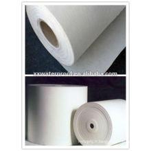Tapis de polyester utilisé pour la membrane imperméable SBS
