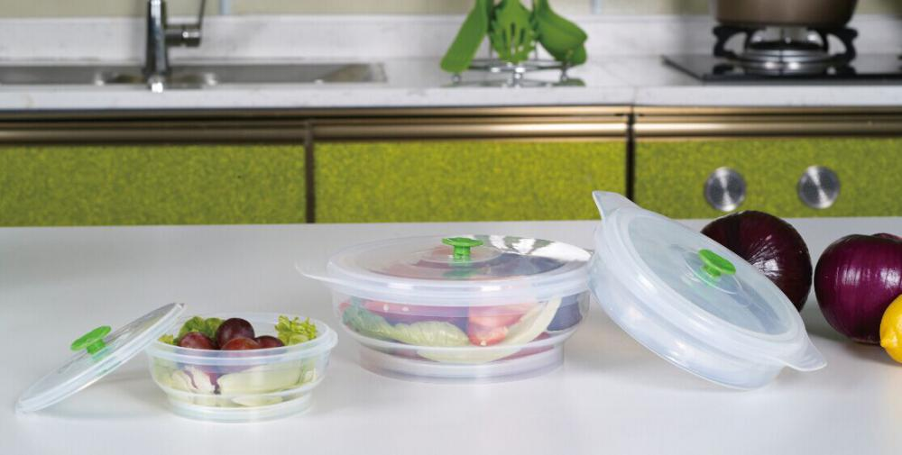 folding lunch boxes