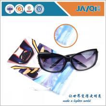 Custom Microfiber Sunglasses Pouch Bag Wholesale